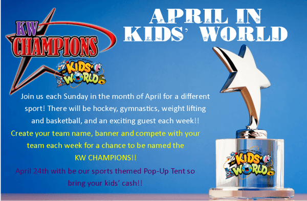 April kids